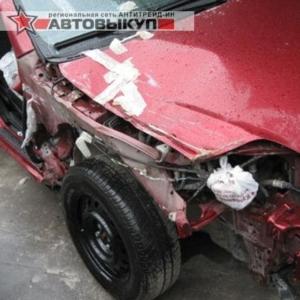 выкуп авто после аварии ДТП